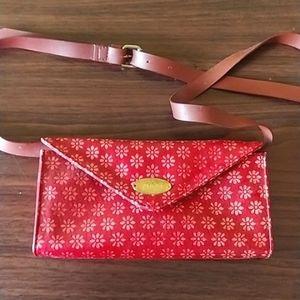 Holii by Hidesign Genuine Leather Sling bag